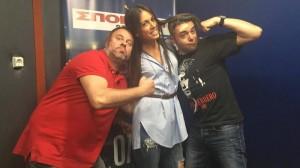 H Μαρία-Γιώτα Μαστορέλη στον Sport Fm (Βίντεο)