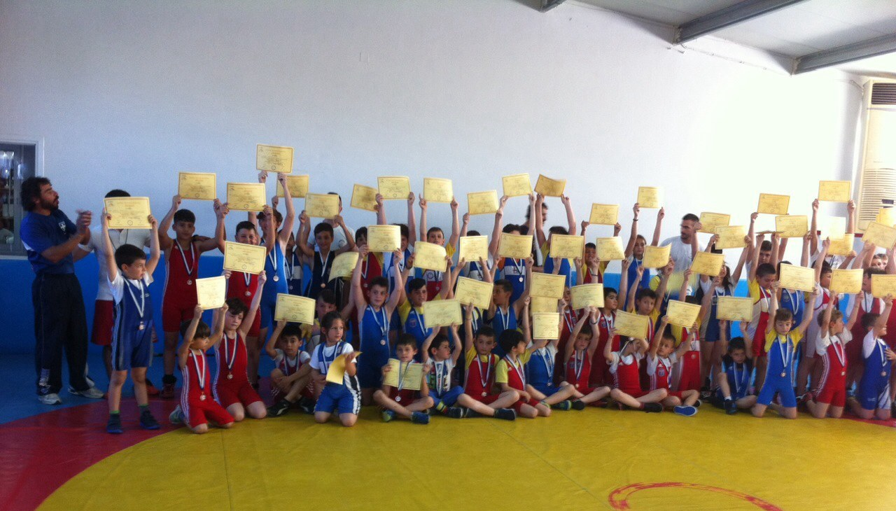 Σε προπονητική ημερίδα οι μικροί του ΑΠΣ Τρίκαλα