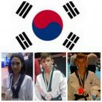Αθλητές του ΣΟΑΤ σε Κορέα και Βέλγιο