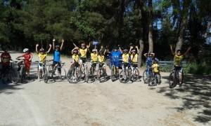 Ποδηλατική δεξιοτεχνία την Κυριακή