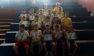 19 μετάλλια στο πανελλήνιο για τον ΑΠΣΤ