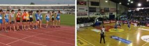 Δύο κορυφαίες αθλητικές διοργανώσεις στα Τρίκαλα