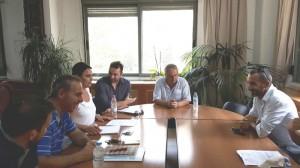 Σύσκεψη στον Δήμο για τους Ποδηλατικούς αγώνες