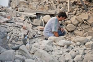 247 οι νεκροί από το φονικό σεισμό στην Ιταλία