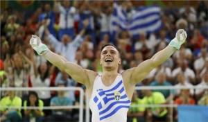 «Χρυσός» Ολυμπιονίκης  ο Λευτέρης Πετρούνιας
