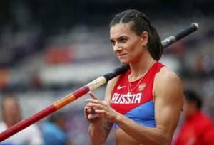 Η Ισινμπάγεβα καταγγέλλει WADA, ΔΟΕ και IAAF για διακρίσεις