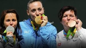 Η Άννα Κορακάκη «χρυσή» Ολυμπιονίκης
