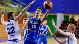 Πρώτη νίκη για τους Παίδες στο Ευρωμπάσκετ