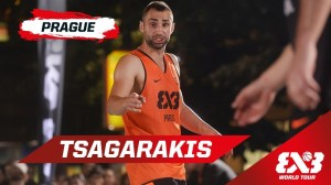 Παίζει και 3Χ3 ο Τσαγκαράκης (Βίντεο)