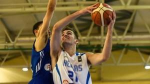 Ήττα για τους Παίδες στην πρεμιέρα του Ευρωμπάσκετ