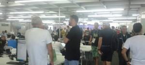 Ρίο: Τρεις ελεγχόμενες εκρήξεις στο κέντρο ιστιοπλοΐας