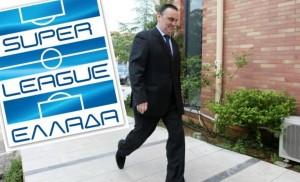 Πανηγυρικά ο Γαρδικιώτης Στράτος πρόεδρος super league