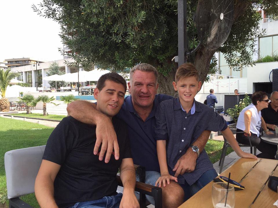Συνάντηση Τσέκου, Παπάζογλου στην Θεσσαλονίκη