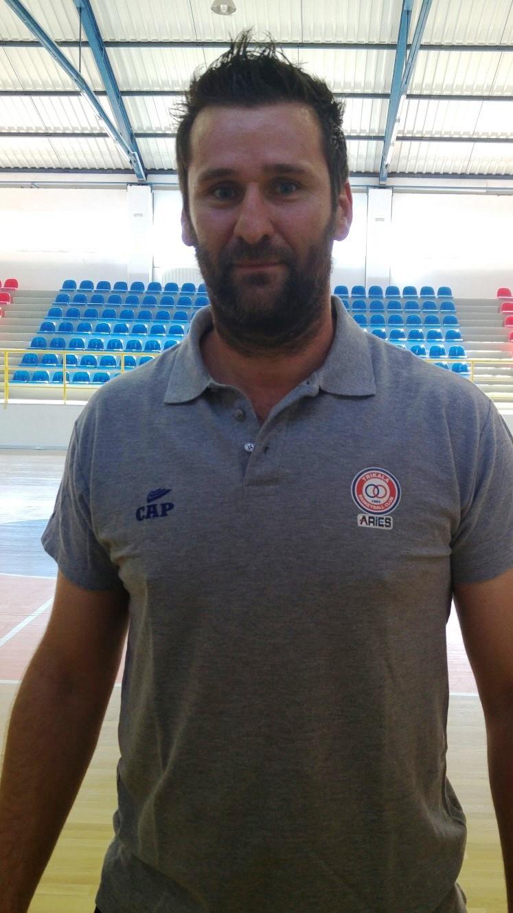Team manager  ο Κ. Κωτούλας