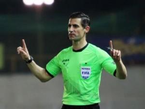 Ο Σιδηρόπουλος θα σφυρίξει στο Ολυμπιακός – ΑΕΚ