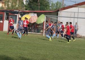 Ματς κυπέλλου  ΕΠΣΤ την Τρίτη-Διαιτησίες