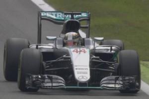 O Rosberg νικητής στην πίστα της Monza