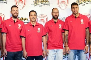 «Πρωτάθλημα και πρόκριση στο φάιναλ φορ της Euroleague»