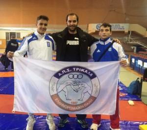 Στη Σερβία δυο αθλητές του ΑΠΣΤ