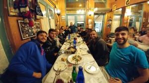 Δείπνο στα Τρίκαλα BC απο το «Λαδοφάναρο»