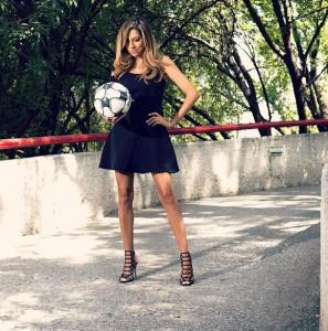 H Eύα που τρέλανε κόσμο στα βραβεία της La Liga