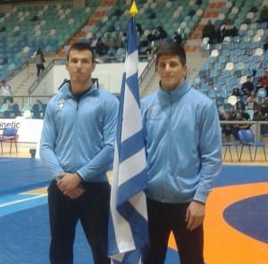 7ος στους Βαλκανικούς αγώνες ο Γ. Τσιακάρας