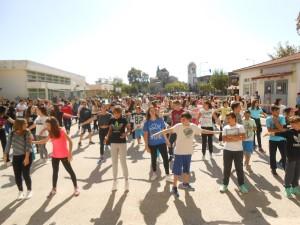 Το 5ο Γυμνάσιο Τρικάλων Οργάνωσε  αθλητικές εκδηλώσεις
