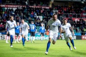 Η Εθνική πέρασε από το Ταλίν με 2-0