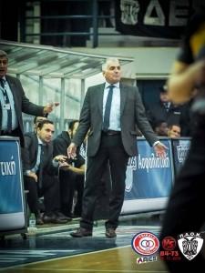 Μαρκόπουλος: «Πήραν εύκολη νίκη τα Τρίκαλα»
