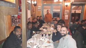Προεδρικό δείπνο στους «κυανέρυθρους»