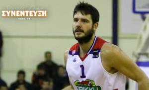 Μανωλόπουλος: «Είχαμε στοχεύσει τον ΠΑΟΚ»