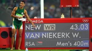 Κορυφαίος Ολυμπιακών Αγώνων του Ρίο ο φαν Νίεκερκ
