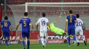 Ο Τζαβέλλας λύτρωσε την Εθνική 1-1 με Βοσνία