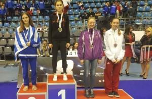 Διακρίσεις αθλητριών σε τουρνουά της Σερβίας