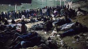 Χάος στους προσφυγικούς καταυλισμούς