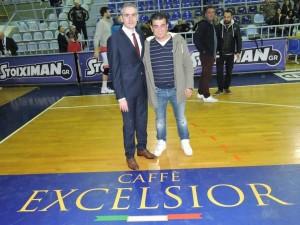 Και το Cafe Excelsior στους χορηγούς των Τρικάλων BC