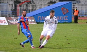 Τρίκαλα – ΠΑΟΚ 0-0 (Τελικό)