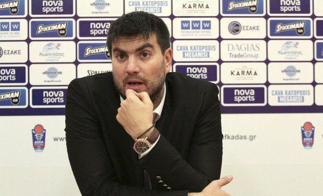 Μαρκόπουλος: «Δίκαιη η νίκη των Τρικάλων»