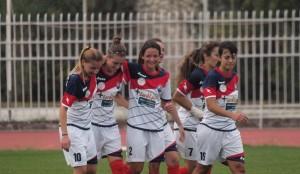 Εξάρα από τα Κορίτσια  στο Μαγνησιακό