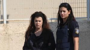 Συνελήφθη στην Ηλιούπολη η Πόλα Ρούπα