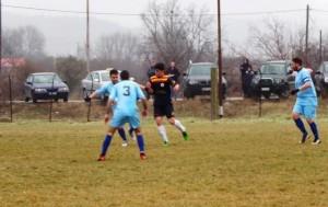 Η Θεόπετρα «τρίποντο» από το ματς με την Κ-16