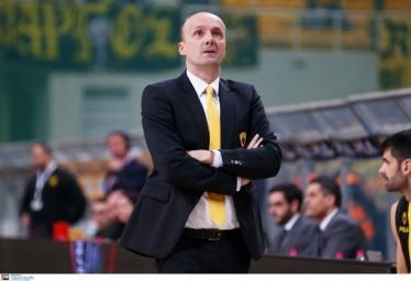 Ζντοβτς: «Δεν θα είναι εύκολο το ματς με Τρίκαλα».