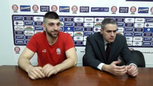 Καστρίτης: «Περήφανοι για τους παίκτες μας» (Βίντεο)