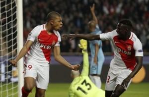 Champions League Η Μονακό «πέταξε» έξω τη Σίτι