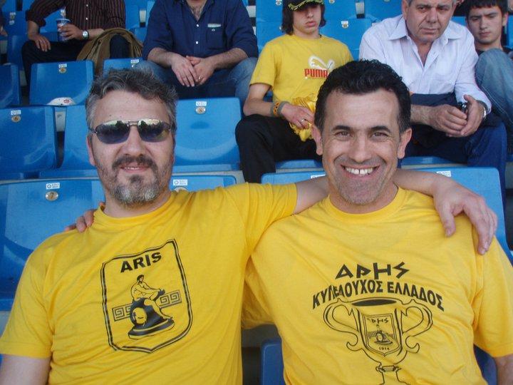 Μουστακίδης: «Άνευρος ο Άρης στα Τρίκαλα»