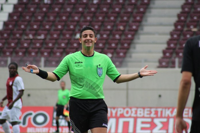 Ο Μπουμαρσόπουλος στο ΑΟΤ- Αχαρναϊκός