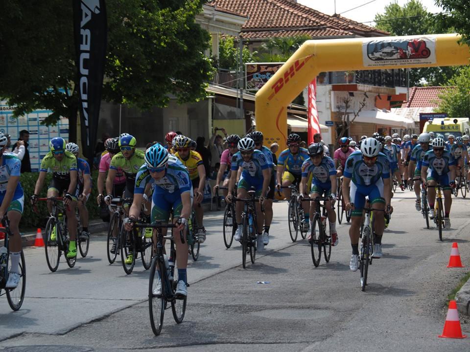 Δυνατοί ποδηλατικοί αγώνες