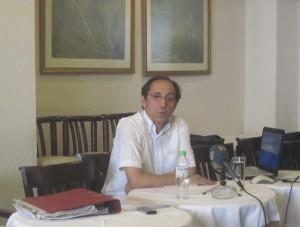 Ο Δημήτριος  Σούλας  εισηγητής  σε Σεμινάριο του ΣΕΓΑΣ