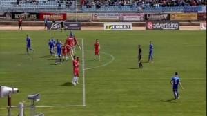 """Θέμα στην L"""" Equipe το γκολ-οφσάιντ της Λαμίας"""