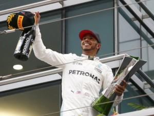 Νίκη Χάμιλτον στο GP Κίνας